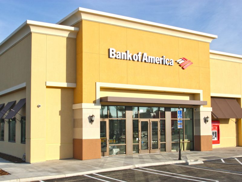 Bank of America – Bank Branches