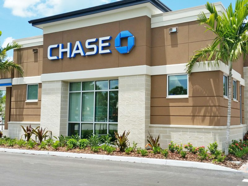 JP Morgan Chase – Bank Branches