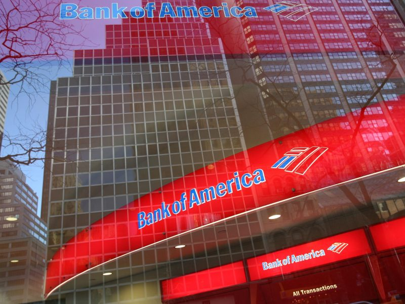 Bank of America / Gensler Architecture
