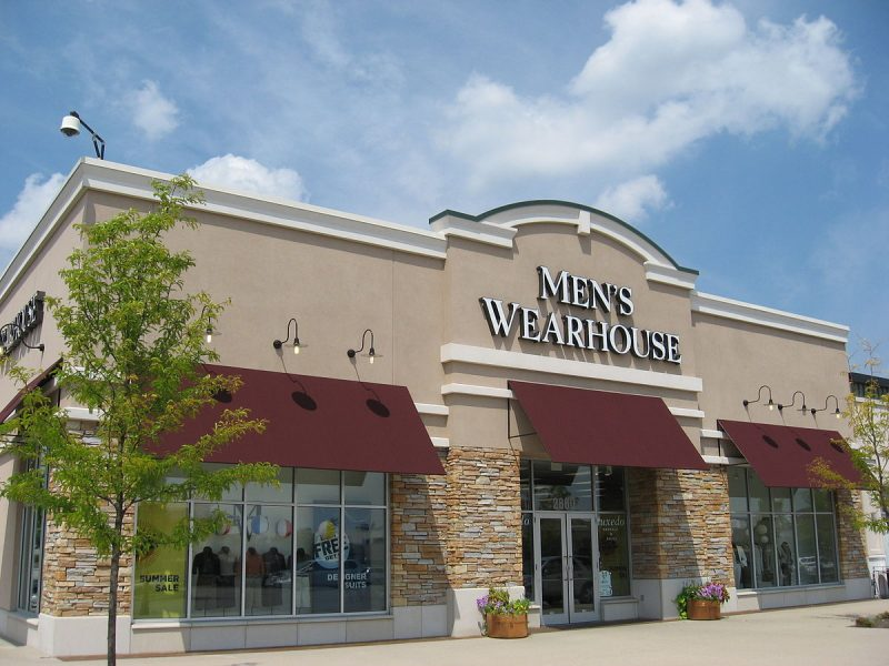 Tailored Brands – Men's Wearhouse, Jos. A. Bank, K&G