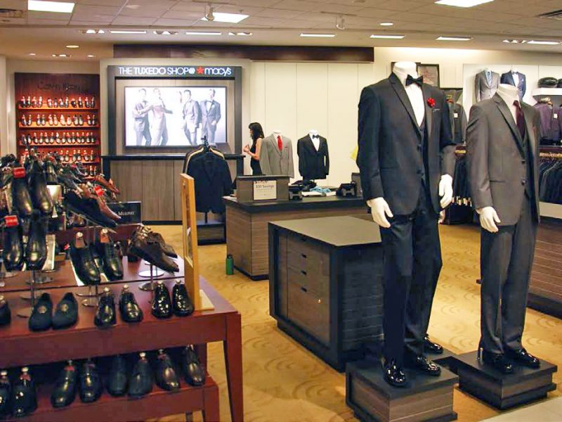 The Tuxedo Shop @ Macy's / Men's Wearhouse