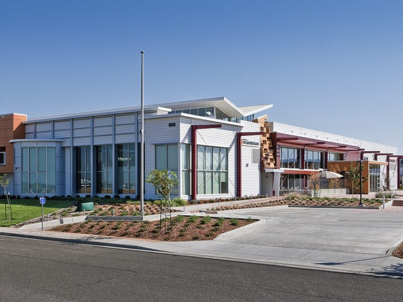 Tri Counties Bank – Chico Training and Operations Center