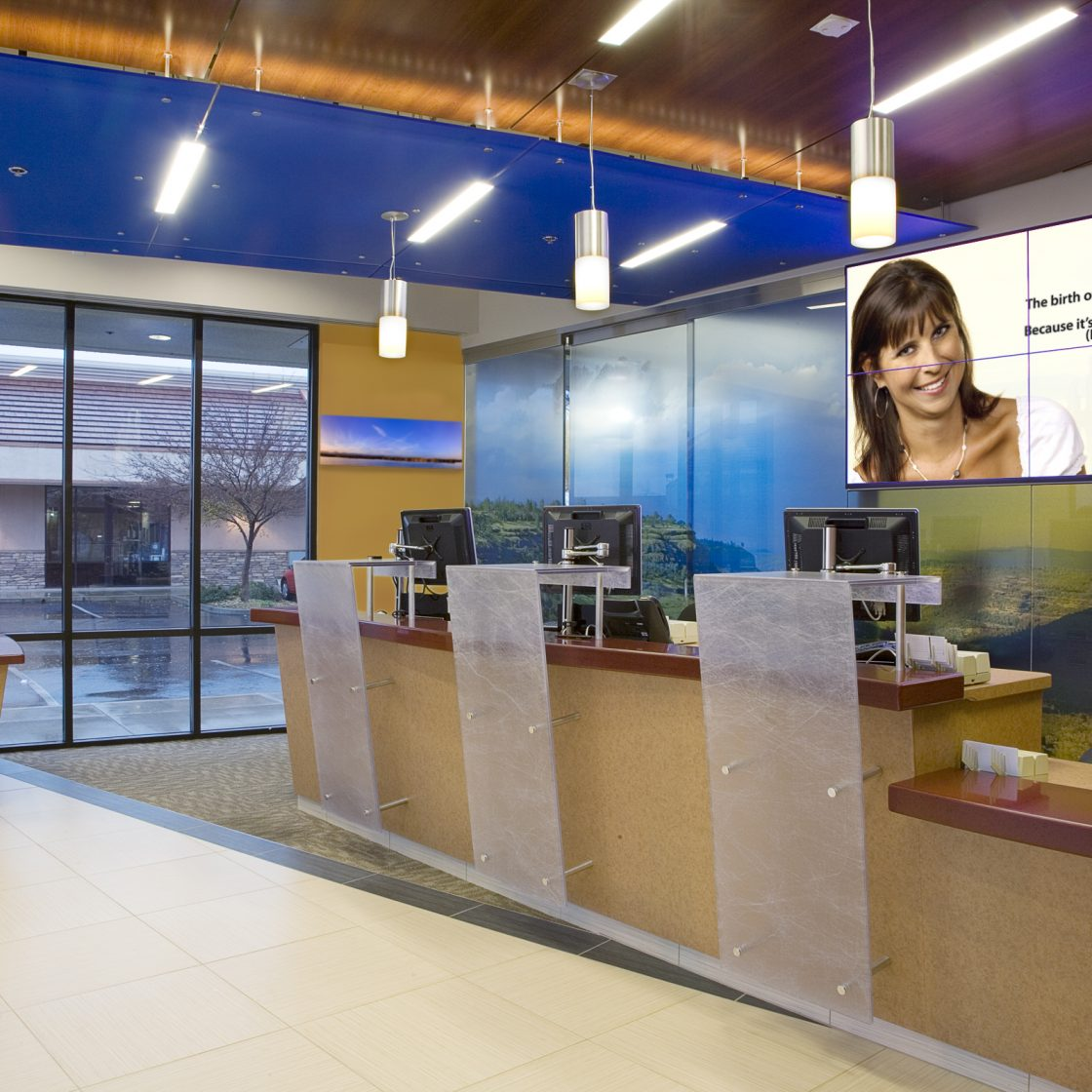 Tri Counties Bank – Chico Branch Design & Branding